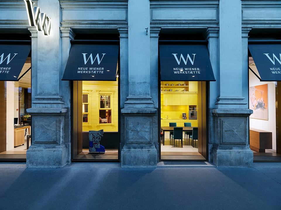 Die 2015 von Designer Thomas Feichtner für die Neue Wiener Werkstätte entworfene Vitória Collection  wird aufgrund des großen Erfolgs erweitert (Foto Neue Wiener Werkstätte)