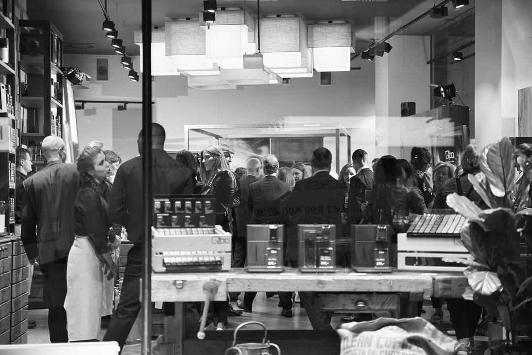 Im dritten Wiener Gemeindebezirk auf der Landstraßer Hauptstraße 23/ Ecke Weyrgasse wurde kürzlich offiziell der erste Qbo-Store Österreichs eröffnet (Foto Sonja Kirchner)