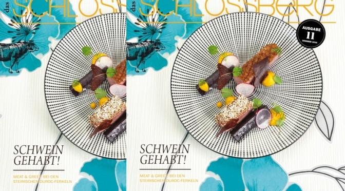 Präsentation SCHLOSSBERG Magazin