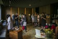 SPREAD lud im angesagten Luxus Boutique Hotel 'Das Stue'  zum ersten Temporary Showroom (Foto Pascal Rohé)