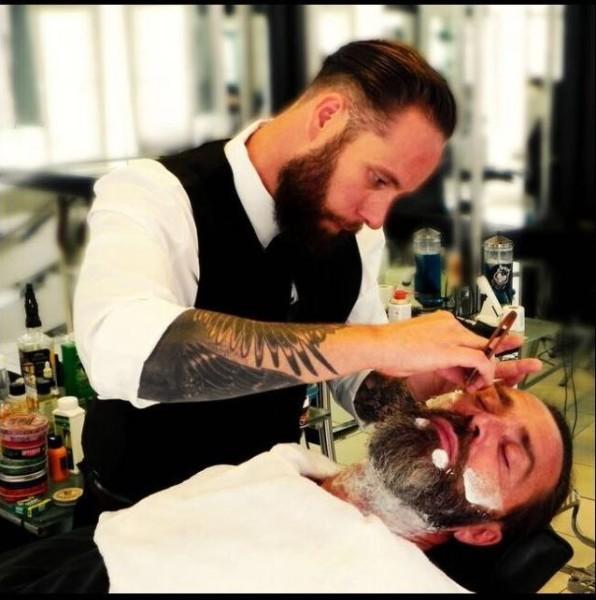 Alexander Prasser möchte ab Oktober die klassische Barber Shop Kultur – eine Mischung aus hoher Handwerkskunst und entspannter Oase für echte Männer – auch den Grazern näher bringen.