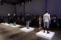 Brachmann auf der Mercedes Benz Fashion Week Berlin (Foto Rafael Poschmann)