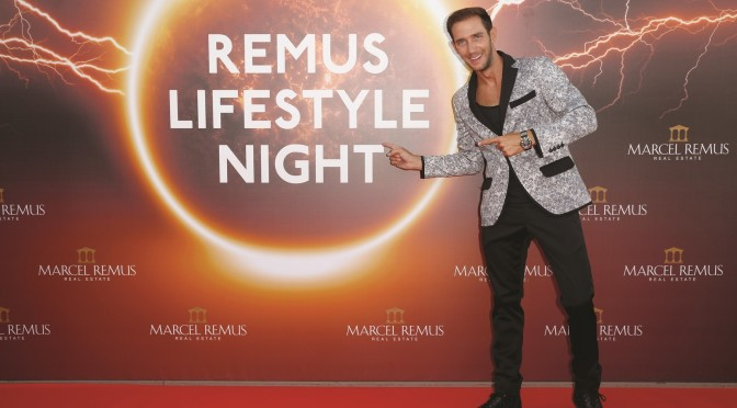"""Remus Lifestyle Night"" auf Mallorca"