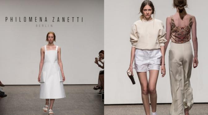 Philomena Zanetti: Spring/Summer 2017