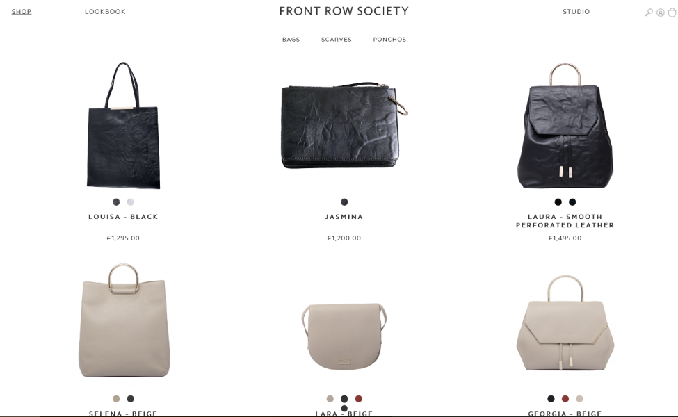 front-row-society_website