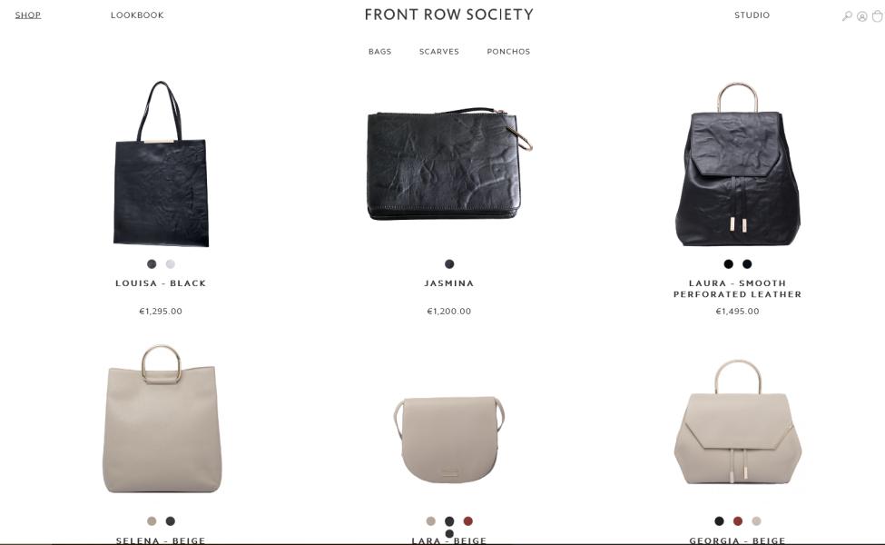 front-row-society_website