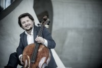 Der international erfolgreiche Cellist Friedrich Kleinhapl (Foto Christian Jungwirth)