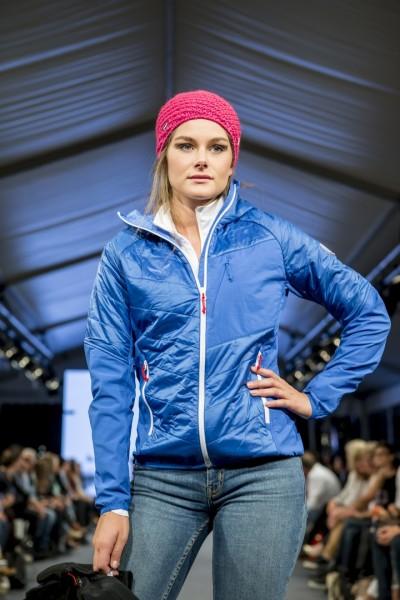 Der Facettenreichtum Tirols spiegelt sich auch in der Kollektion Tirol wieder. Im Bild Viktoria Machajdik (Foto Getty Images)
