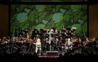 """Premiere von """"Peer Gynt"""" im Grazer Opernhaus mit Sunnyi Melles und Cornelius Obonya (Foto Werner Kmetitsch)"""