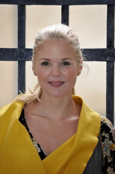 """Die steirische Schauspielerin und Comedienne Sigrid Spörk gab heuer mit """"Unter Umständen"""" ihr Kabarett-Debüt und wurde Mutter des entzückenden Theo (Foto Reinhard Sudy)"""