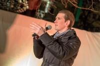 Aussenminister Sebastian Kurz lud zum Adventpunsch (Foto BMEIA)