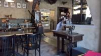 """Das Grazer In-Cafe """"Cafe Mitte"""" (Foto Hedi Grager)"""
