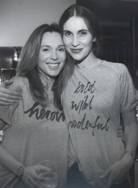 """Das Designerduo Jelena Hofmann und Sedina Halilovic ließ sich für seine Sommerkollektion 2017 vom französischen """"Savoir vivre"""" inspirieren (Foto holyGhost)"""