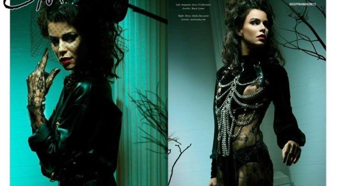 Kerstin Lechner – Model und Schauspielerin
