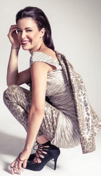Model Kerstin Lechner beim Editorial Shoot für STYLE UP YOUR LIFE! (Photo Clemens Bednar)