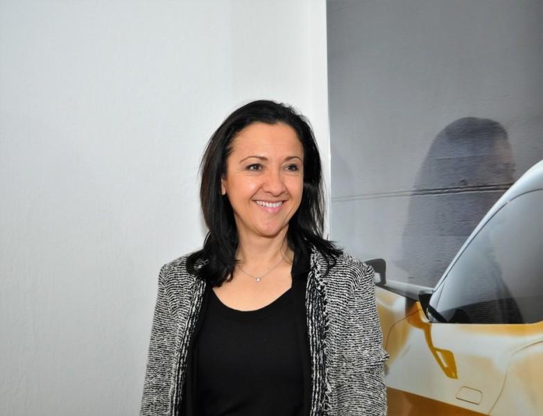 In einem der führenden Industriebetriebe Österreichs, einem Technologiekonzern zu arbeiten, hat Ana Topolic noch nie bereut – ganz im Gegenteil, wie sie sagt (Foto Reinhard Sudy)