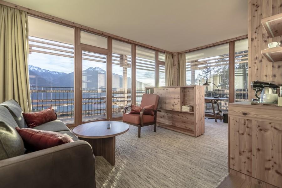 5Stars Hotel NIDIUM im Tiroler Seefeld mit luxuriösen Zimmern zum Wohlfühlen (Foto NIDIUM Hotel)