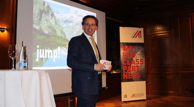 Manfred Schmid – Österreichs Wirtschaftsdelegierte in Zürich