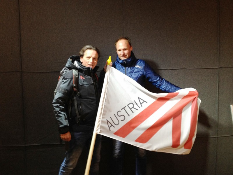 Nach Kairo, Sidney, Moskau, Casablanca und zuletzt 5 Jahre Wien ist Mag. Manfred Schmid jetzt in Zürich tätig (Foto AC Zürich)