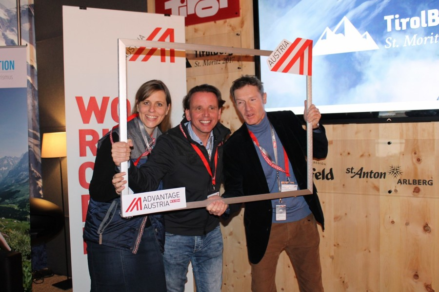 Manfred Schmid ist seit etwas mehr als einem Jahr als österreichischer Wirtschaftsdelegierter in Zürich (Foto AC Zürich)