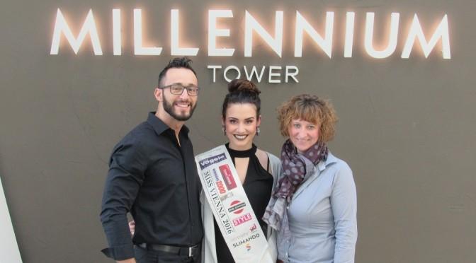 Miss Vienna Wahl 2017 powered by Slimando