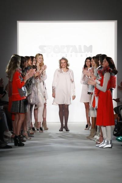 Seit 2004 gibt es die Fashion Kollektion von SPORTALM, für die Chefdesignerin Ulli Ehrlichfederführend verantwortlich ist (Photo by Frazer Harrison/Getty Images)