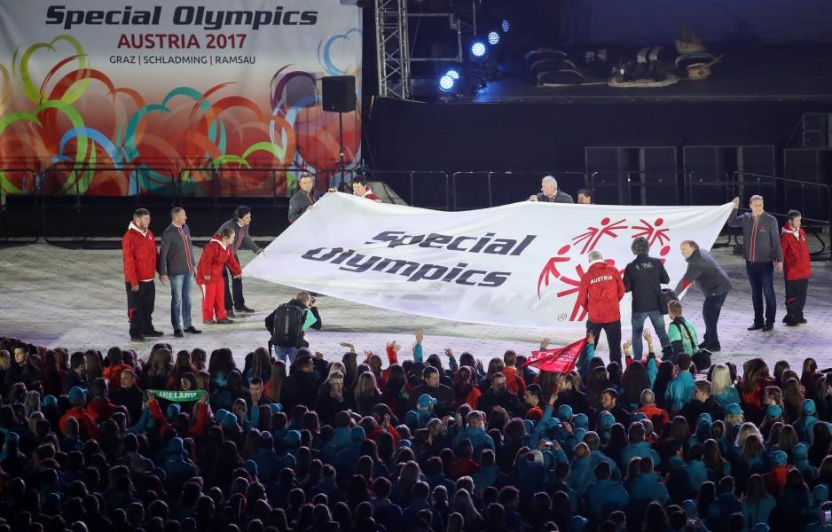 Von den Special Olympics Austria 2017 zu den Special Olympics Abu Dabi (Foto GEPA pictures/Special Olympics)