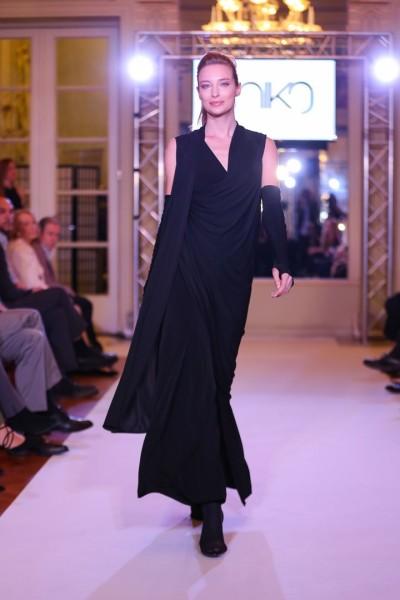 Designerin ANIKO präsentierte ihre wundervolle Smart Couture (Foto Moni Fellner)