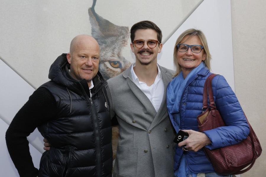 Medienmanager Gerhard Golbrich, MM-Betriebsleiter Mateo Krispl und Journalistin/Bloggerin Hedi Grager (Foto Manfred Lach)