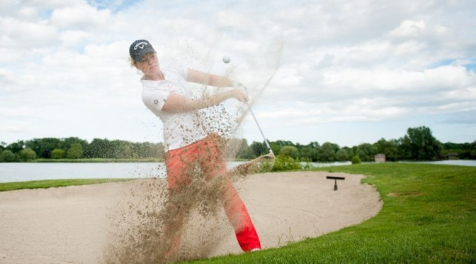 Golf-Pro Sarah Schober: Ziel ist die Nummer 1
