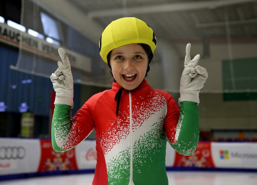 SPECIAL OLYMPICS , Ice Speed Skating - World Winter Games 2017, Pre-Games (Photo GEPA pictures/ Hans Oberlaender)