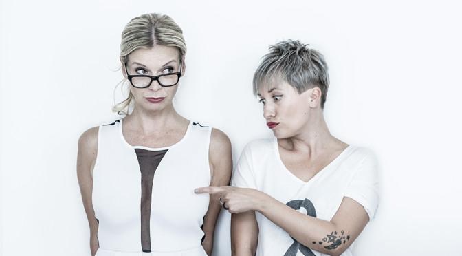 """Esther Rieser & Tina Veit: """"Männerschlussverkauf"""""""