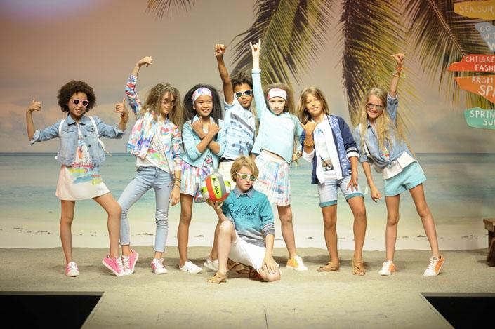 Kinderzone führt Kinderlabels wie Mayoral, Absorba, Tumble ´n dry, Joules, Lässig, Sunuva oder Malechita Atelier (Foto Petite Fashion Week)