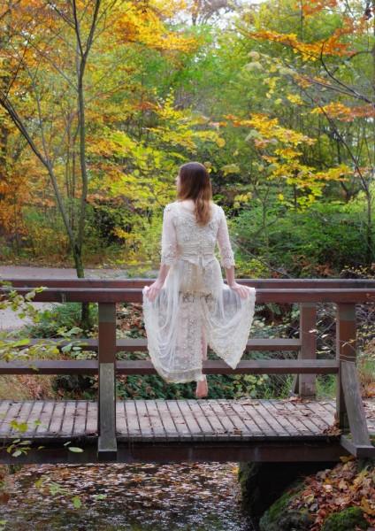 Die Kindermoden von Lia Bach entführen aktuell in bezaubernde Fantasiewelten. Die 3 neuen Kollektionen für Mädchen machen Lust auf Einhorn Ausritte und märchenhafte Feenwelten (Foto Petite Fashion Week)