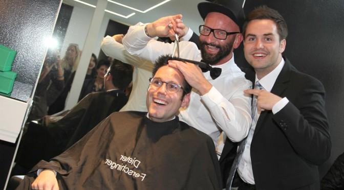 Charity: Schnipp Schnapp Haare ab!