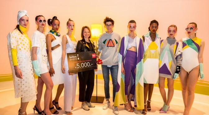 Kastner & Öhler Fashion Award Gewinner 2017: Eder Aurre aus Bilbao