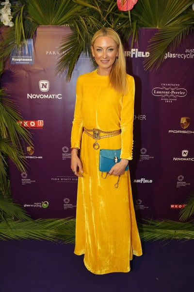 Auch Prinzessin Lilly Sayn-Wittgenstein-Berleburg ließ sich die glamouröse Gala der DUFTSTARS 2017 nicht entgehen (Foto Starpix/ Alexander TUMA)