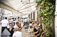 Ab Mitte Juni kommt die BAR CAMPARI, die in Wien schon unglaublich erfolgreich ist, endlich auch nach Graz - und zwar in die Feinkost-Institution Frankowitsch (Foto Frankowitsch)