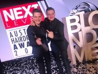 Das Unternehmen WildWuchs erfolgreich bei den Hairdressing Awards 2017: Christopher Gröbl (re) mit Bruder Dimitri Gröbl (Foto Prontolux) (Foto Prontolux)