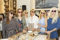Sylvia Baumhackl, Gabriela Schäfer, Hedi Grager, Anita Leodolter, Barbara Breg und Christoph Skoff - Gloria Hole (Foto Thomas Haindl)