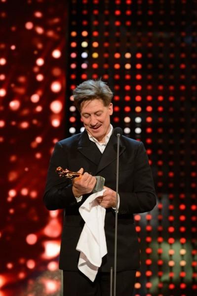 """Der """"Beliebteste Schauspieler Kino/TV Film"""" ist 2017 Tobias Moretti, der damit bereits achtmal ausgezeichnet wurde (Foto Kurier/Rainer Gregor Eckharter)"""