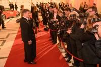 ROMY®-Gewinner Tobias Moretti am Red Carpet zur ROMY-Gala 2017 (Foto Kurier/Rainer Gregor Eckharter)