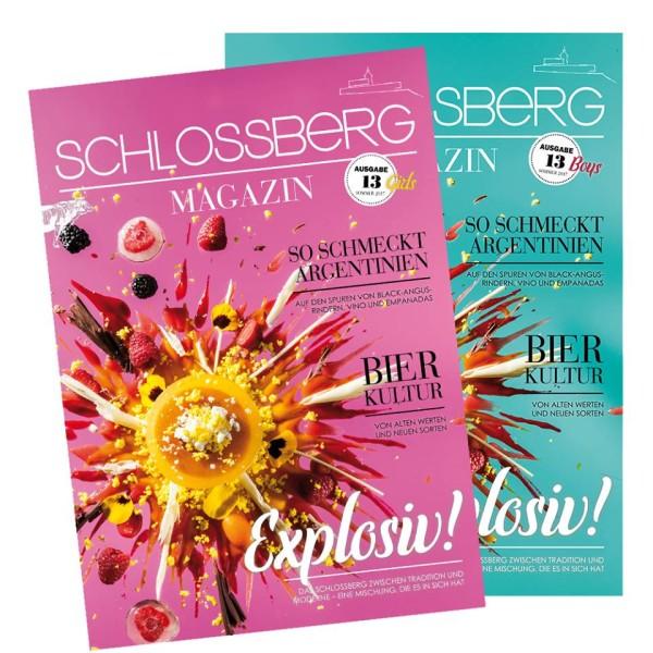 Schlossberg Magazin 13