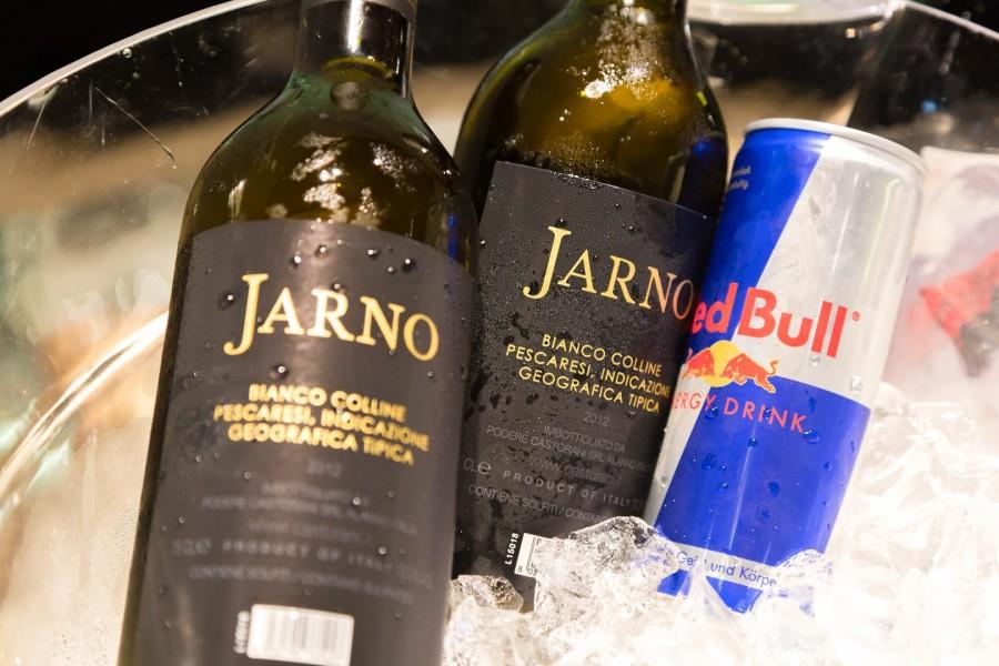 Der neue Red Bull Wein, den Trulli erstmals 2017 für Spielberg kelterte (Foto GEOPHO – Jorj Konstantinov Photography)