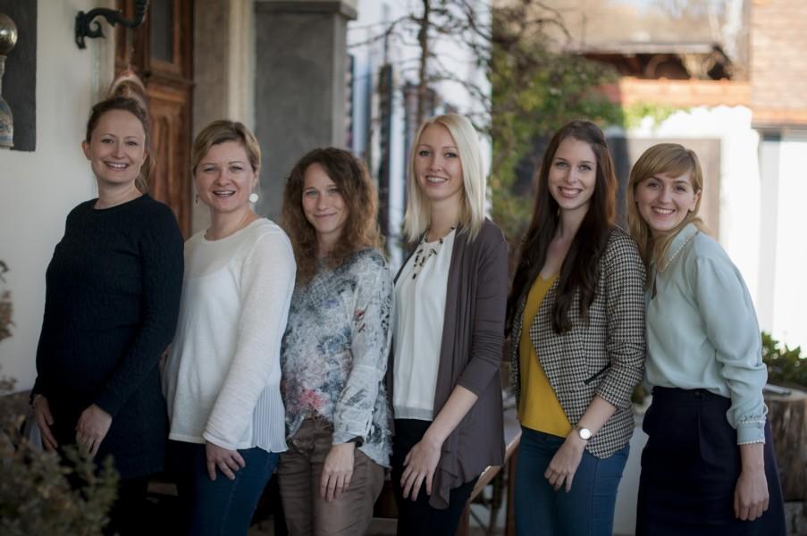 Das Austrian International Storytelling Festival-Team (Foto privat)