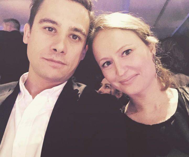 Tessa Tegetthoff und ihr Partner Andreas freuen sich schon riesig auf ihr Baby (Foto privat)