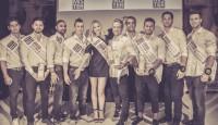 Alle Gewinner aus der Steiermark, Kärnten und dem Burgenland 2016 mit Miss Austria 2016 Dragana Stankovic (Foto Mister Company/Pail)