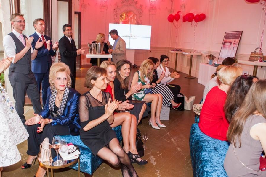 Die Gründung des Success Ladies Netzwerkes wurde bei einem gemütlichen Cocktailabend im VIENNA Ballroom gefeiert (Foto Barbara Nidetzky)
