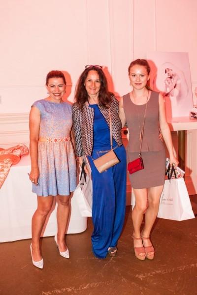 Die 'Success Ladies' können sich in diesem Netzwerk an vielen tollen Möglichkeiten mit großartigen Kooperationspartnern erfreuen (Foto Barbara Nidetzky)