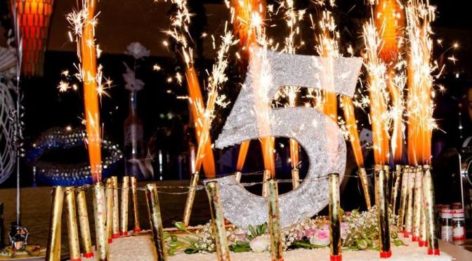 Die Steirerin feierte 5. Geburtstag